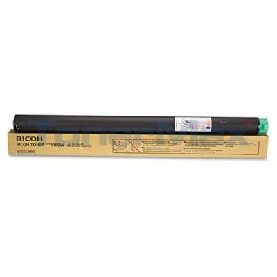 RICOH AFICIO 240W 470W TYPE 1160W TONER BLACK